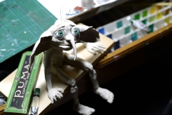 Dobby Maquette