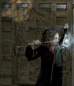 Hermione and the Blue Flame