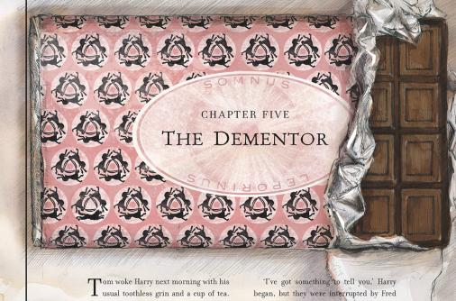 Chapter Five Opener
