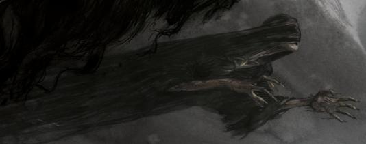 Dementor (detail)